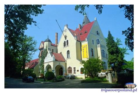 Pałacu Bursztynowy Strzekęciono