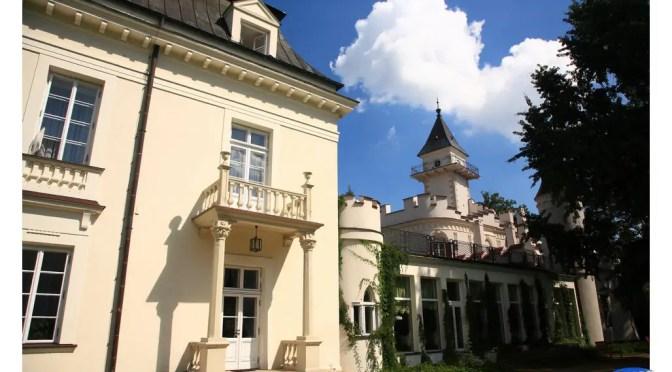 Piękne polskie parki i pałace – Radziejowice