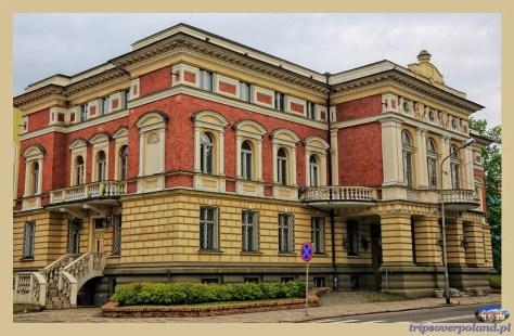 budynek dawnego Starostwa Królewskiego.