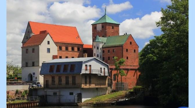 Najpiękniej położone polskie zamki –  Zamek Książąt Pomorskich w Darłowie