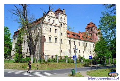 Zamek w Niemodlinie'2000