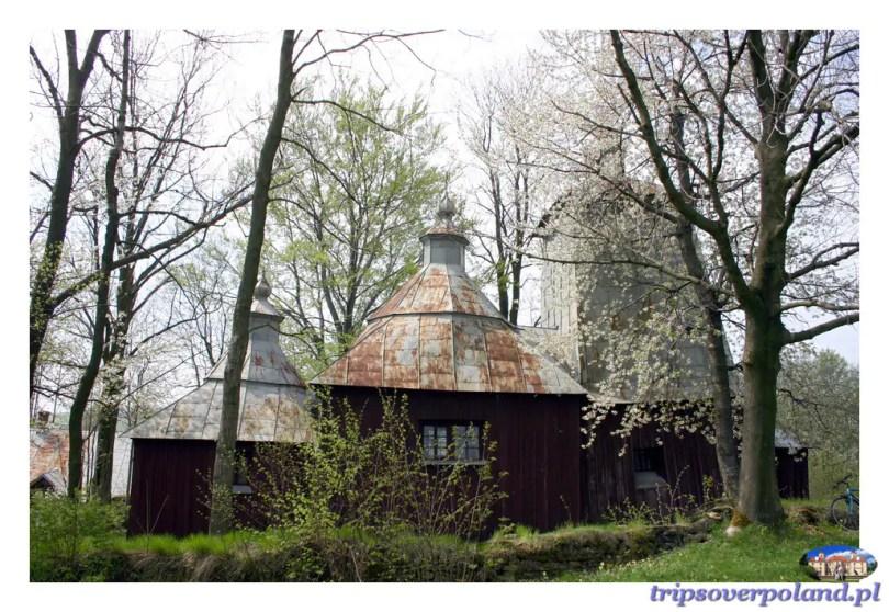 Bałucianka'2004 - dawna cerkiew greckokatolicka pod wezwaniem Zaśnięcia Bogurodzicy
