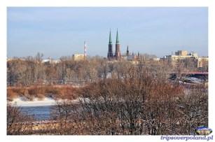 okolice Starego i Nowego Miasta