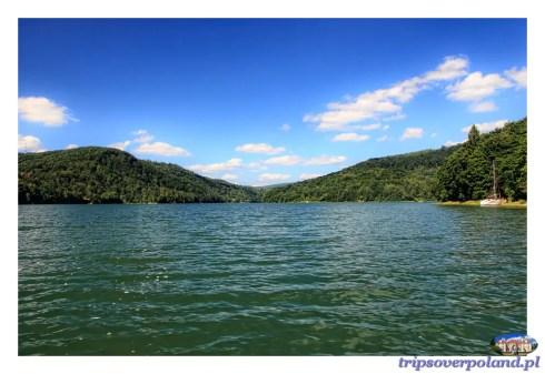 Jezioro Solińskie'2011