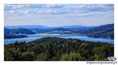 Jezioro Solińskie i okolice