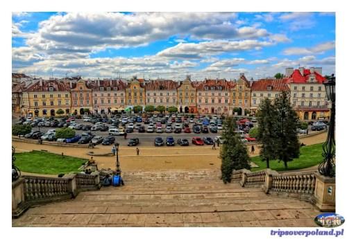 Plac Zamkowy w Lublinie