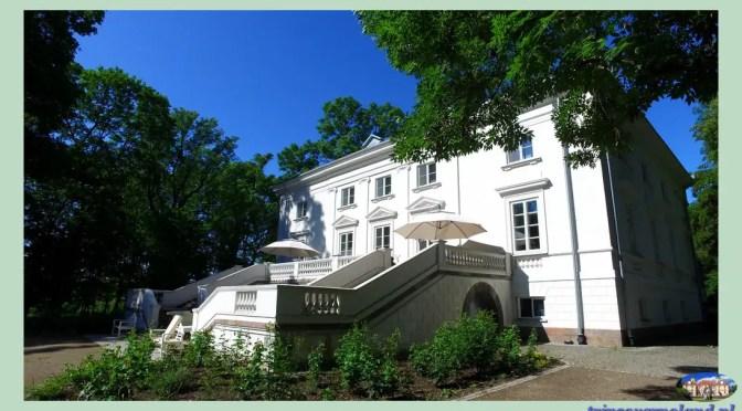 Uratowana perła regionu – Pałac Cieleśnica