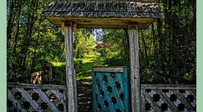 Zatrzymany w czasie krajobraz polskiej wsi – Uroczysko Zaborek