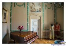 Szydłowiec - sale ekspozycyjne w zamku