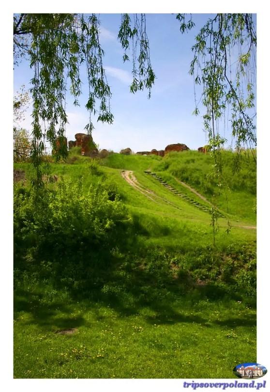 Wzgórze zamkowe w Sochaczewie'2005