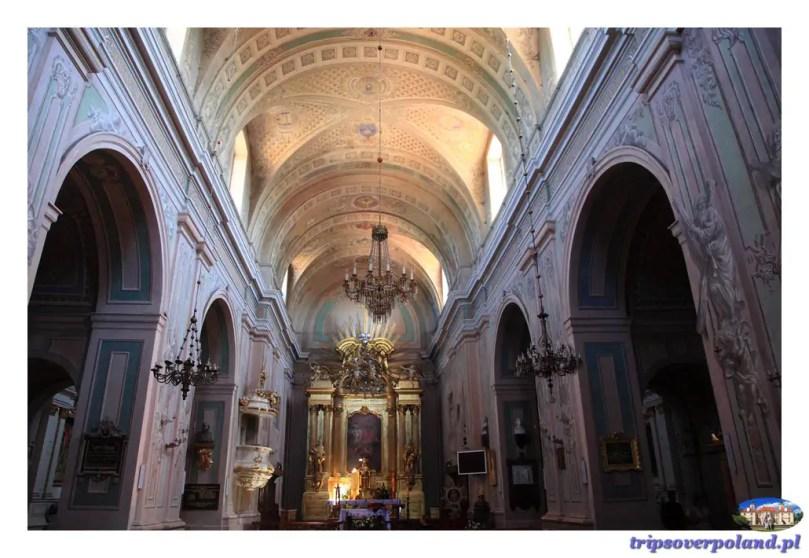 Kościół Świętej Trójcy w Tykocinie