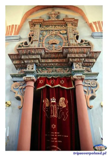 Wielka Synagoga w Tykocinie