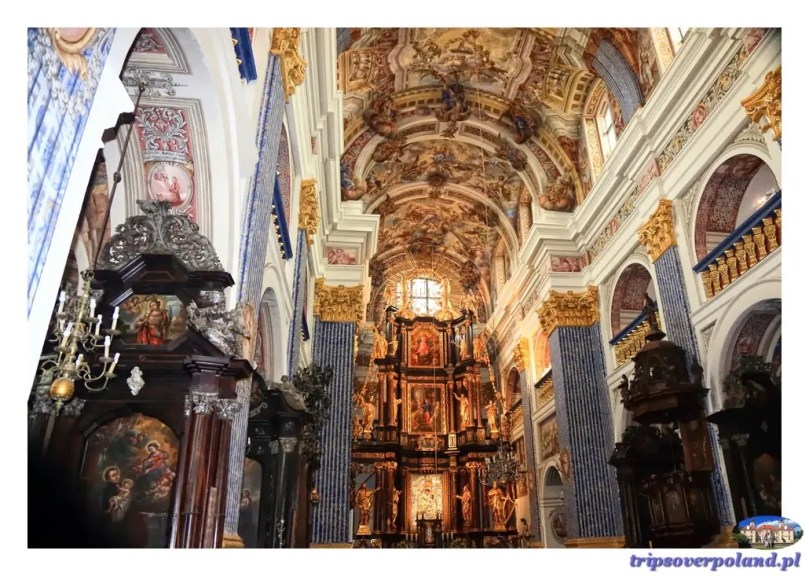 Święta Lipka – sanktuarium pielgrzymkowe