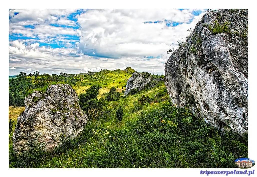 Olsztyn woj. śląskie