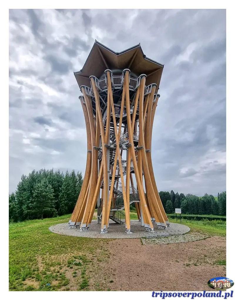 Stańczyki - wieża widokowa