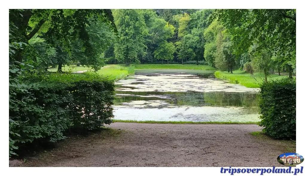 Pałac i park w Nieborowie'2021
