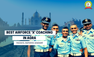 Best AirForce X GROUP Coaching in Agra