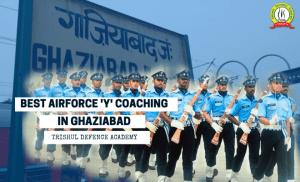 Best Air Force Y  Group Coaching in Ghaziabad
