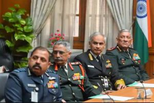 LAC May Be Discussed In Today's Military Commanders Meeting, Review On Sensitive Areas Possible