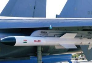 Rudram Missile To Be Inducted In Indian Air Force By 2022