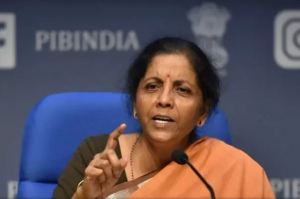 Finance Minister Nirmala Sitharaman to announce incentive package soon