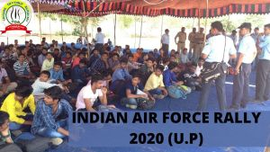 Indian Air Force Rally 2020 (U.P) : 12th Pass Apply For Group X Trade