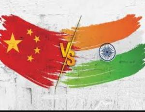 China sees India As A Rival Claims US Report