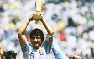 World famous football player Diego Maradona Dies At 60, due to cardiac arrest