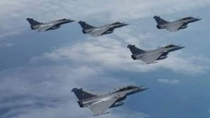 Pakistan in panic due to Rafale's defiance, buying fighter jet from China