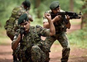CRPF Prepares Invincible Technology Againt Enemies