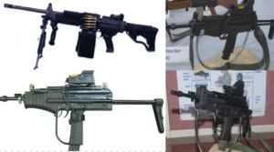 DRDO Succesfully Tests 5.56×30 mm Protective Carbine