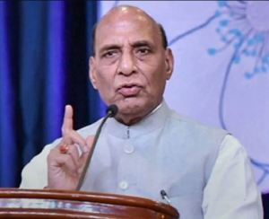 No virus can stop our armed forces from doing their duty : Rajnath Singh