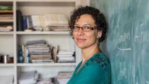 First non-Indian to receive Ramanujan Award – Dr. Carolina Araujo