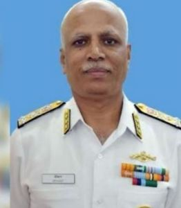 Vice Admiral Srikanth Passes Away Due To Corona