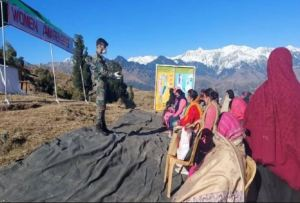 Jammu and Kashmir: Army set up medical camp for Gurjars and Bakarwals in Rajouri