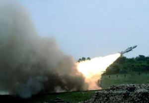 Indian Air Force successfully tests 10 'Akash' missiles