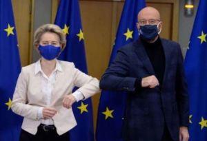 Brexit trade agreement : EU leaders sign EU-UK agreement