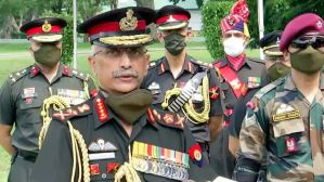 """Army Chief MM Naravane Reacts To """"Alleged Tension"""" In Army Report"""