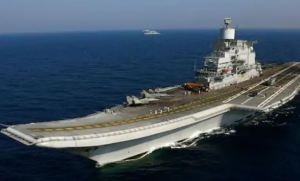 Extensive military exercises to protect Indian naval shores starts