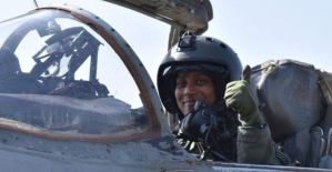 First Woman Fighter Pilot Lieutenant Bhawana Kant To Be Part of Republic Day Parade