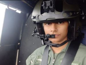 Lieutenant Swati Rathore Will Become First Woman Pilot To Lead Fly Past On Republic Day