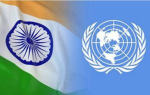 UNSC : India claims to play a constructive and meaningful role in ending Syrian conflict