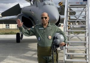 All Rafale Jets In India By March 17 : Rajnath Singh