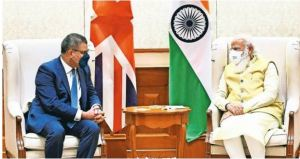 India and UK reiterate their commitment to climate action ahead of COP26 conference