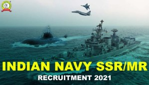 Indian Navy SSR/MR 2021 Recruitment : Apply Via Sports Quota