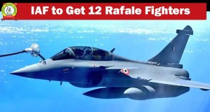 Adding More Fire Power: IAF to Get 12 Rafale Fighters