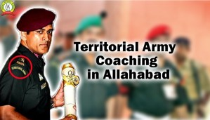 Territorial Army Coaching in Allahabad