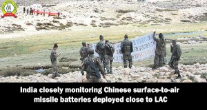 Chinese Surface-to-Air Missile Systems Under India's Lens