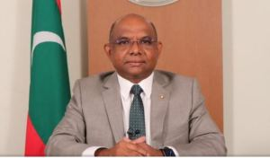 Maldives Foreign Minister Abdulla Shahid Elected 76th UNGA President