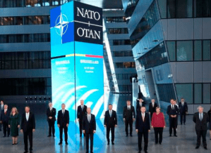 NATO leaders declare China a continuing global security challenge